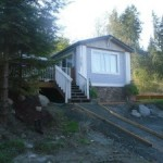 Mobile Home on its own land in Nanaimo