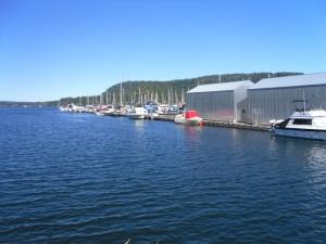 Vacnouver Island Waterfront