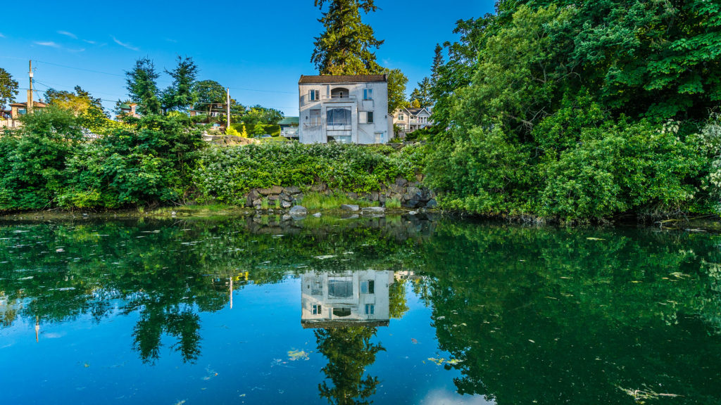 Guiding you home . . . Vancouver Island Realtor can help you with Vancouver Island Oceanfront properties.