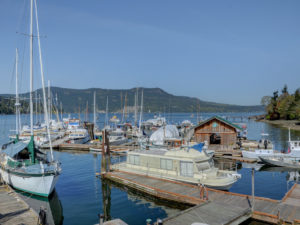 Vancouver Island Real Estate at its finest down by the Bay -- Brentwood Bay