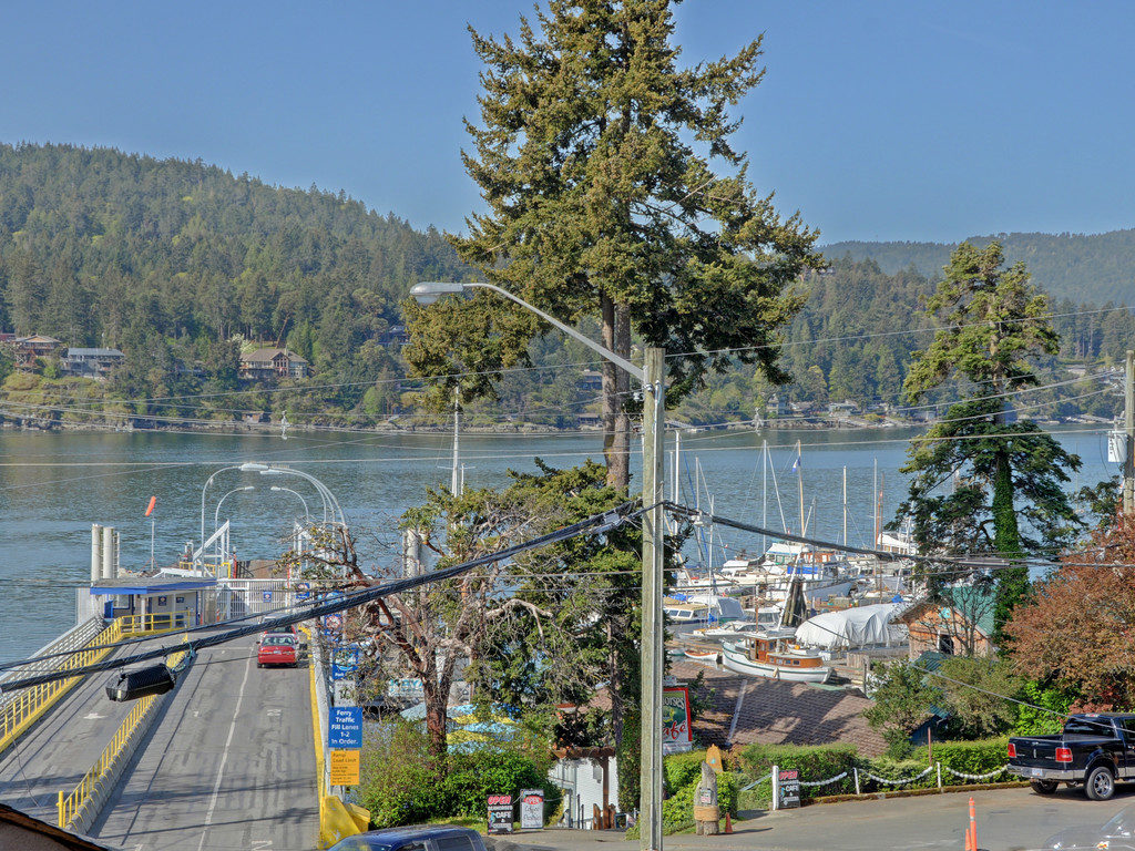 Ocean View Apartments in Brentwood Bay, BC