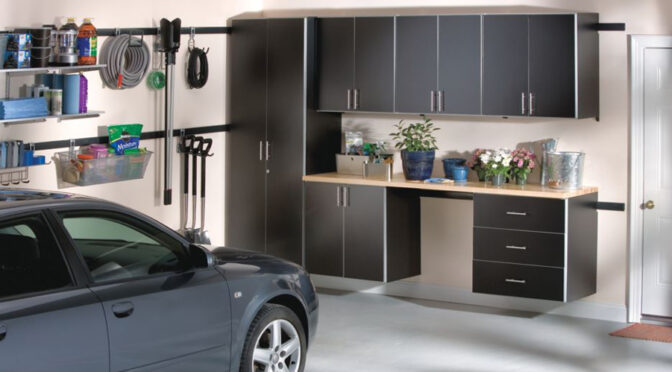 Garage organizers for Cowichan Valley homes